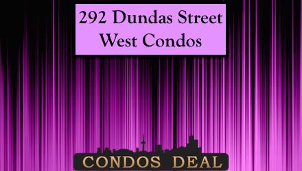 292 Dundas Street West Condos