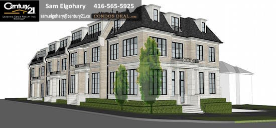 368 Briar Hill Townhomes Rendering 3