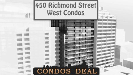 450 Richmond Street West Condos