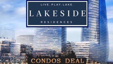 LAKESIDE Condos www.CondosDeal.com
