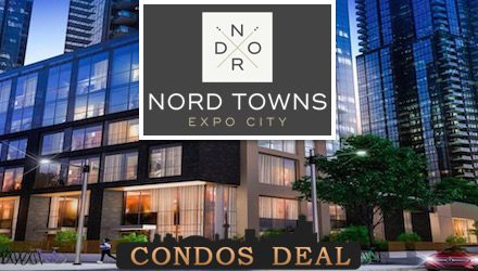 Nord Towns at Expo City