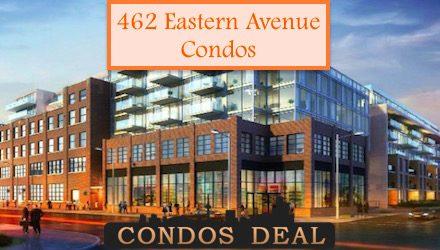 462 Eastern Avenue Condos