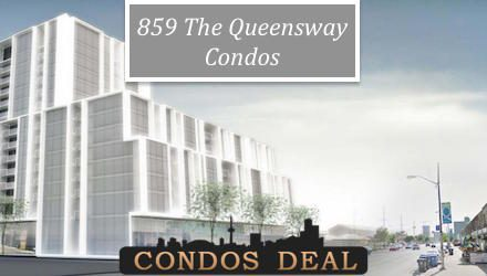 859 The Queensway Condos