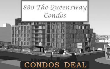 880 The Queensway Condos