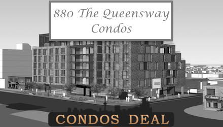 880 The Queensway Condos