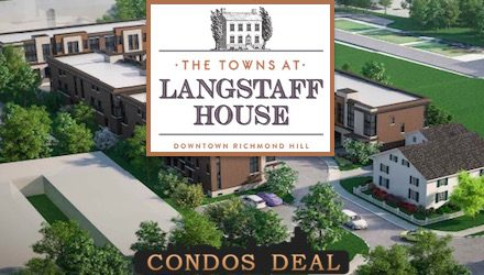 The Towns at Langstaff House