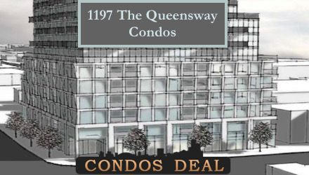 1197 The Queensway Condos