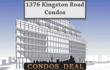 1376 Kingston Road Condos