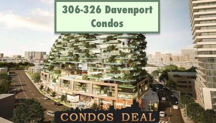 306-326 Davenport Condos
