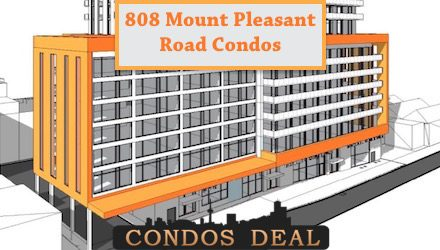 808 Mount Pleasant Road Condos