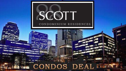 88 Scott Condos