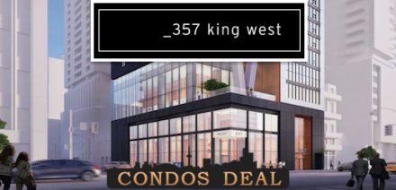 357 King West Condos