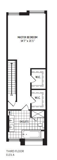 Floor Plan Third Floor