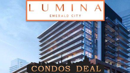 Lumina at Emerald City Condos