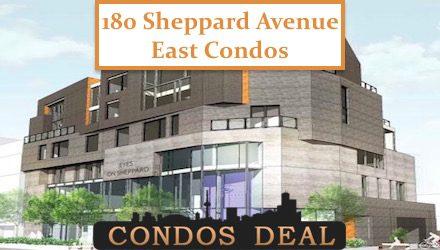 180 Sheppard Avenue East Condos
