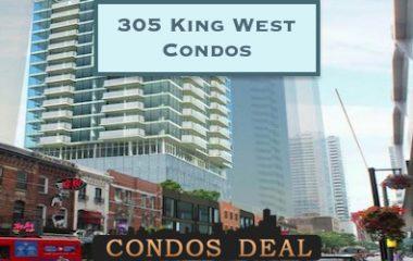 305 King West Condos