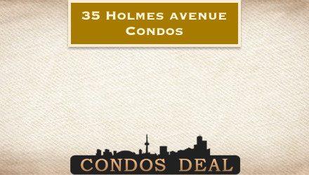 35 Holmes Avenue Condos