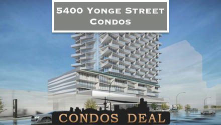5400 Yonge Street Condos