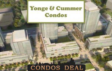 Yonge & Cummer Condos
