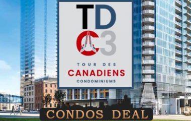 Tour Des Canadien 3 Condos