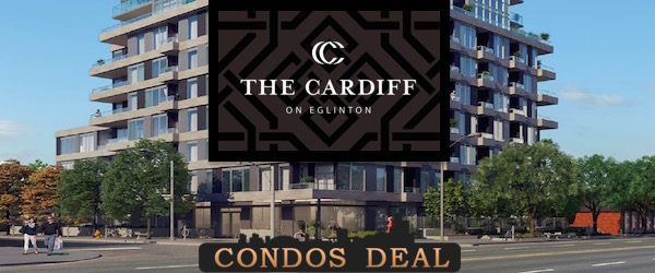 The Cardiff Condos On Elginton