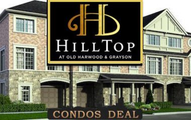 Hill Top Towns at Old Harwood