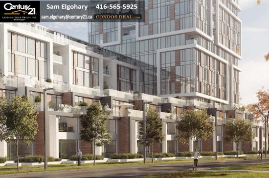 1 Eglinton Square Condos Rendering 4