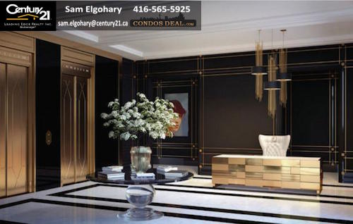 200 Russell Hill Lobby