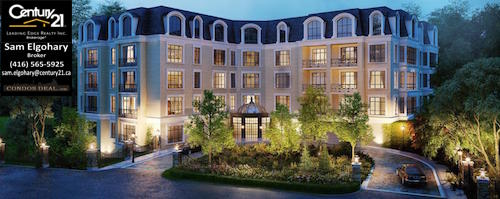200 Russell Hill Rendering