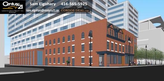254 King Street East Condos www.CondosDeal.com Rendering 5