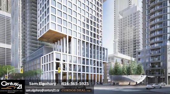 878 Yonge Street Condos Rendering