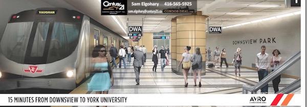 AVRO Condos www.CondosDeal.com 15 minutes to York University