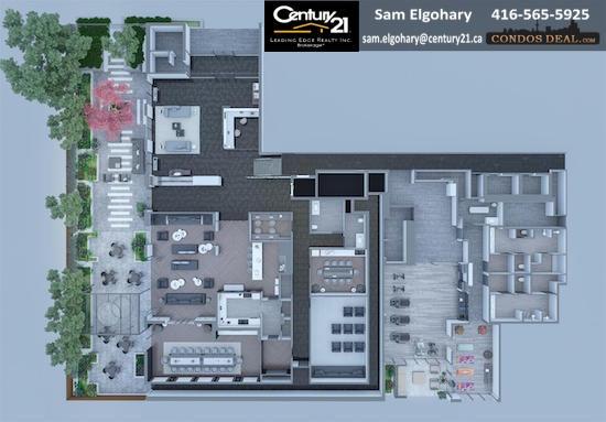 Avenue & Park Condos Rendering 8