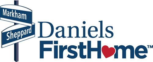 Daniels FirstHome Markham Sheppard logo