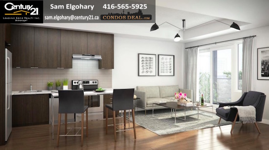 Daniels FirstHome™ Markham Sheppard Suite
