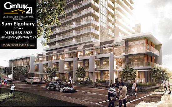 Empire Midtown Condos Rendering 2