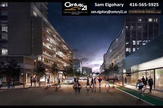 Empire Midtown Condos Rendering 4