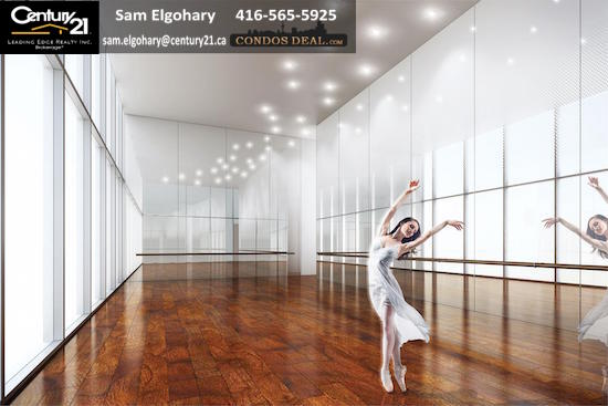 Exchange Condos Dance Studio