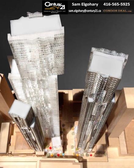 Mirvish+Gehry Toronto Condos Rendering 11