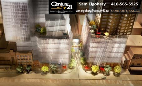 Mirvish+Gehry Toronto Condos Rendering 2