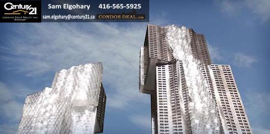 Mirvish+Gehry Toronto Condos Rendering 3