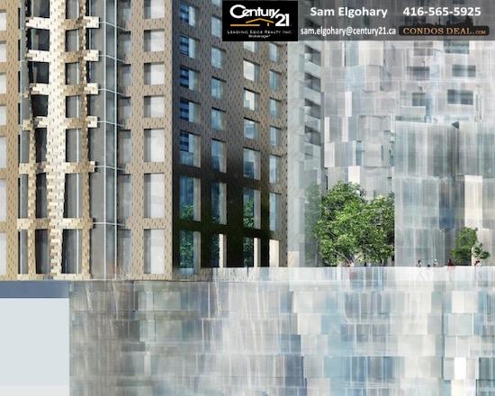 Mirvish+Gehry Toronto Condos Rendering 4