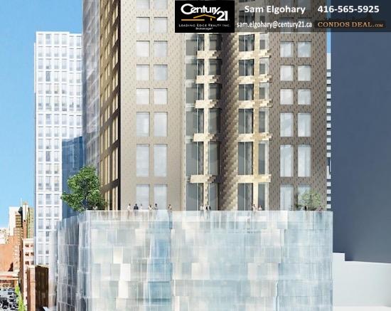 Mirvish+Gehry Toronto Condos Rendering 5