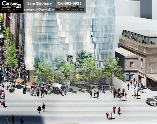 Mirvish+Gehry Toronto Condos Rendering 6