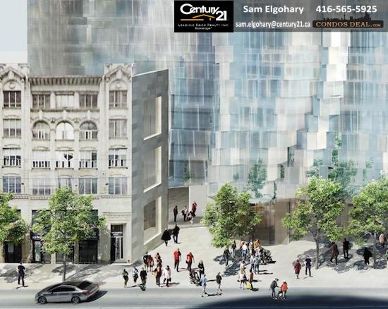 Mirvish+Gehry Toronto Condos Rendering 8