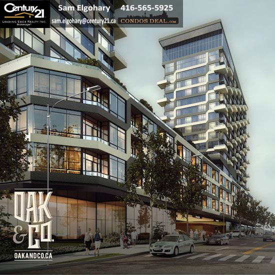 Oak & Co. Condos Rendering 5