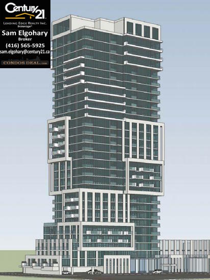 On The Park Condos Rendering 3
