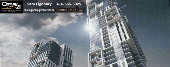 On The Park Condos Rendering