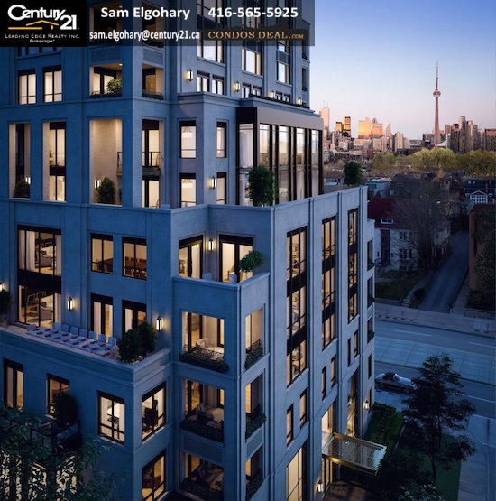 One Forest Hill Condos Rendering 4