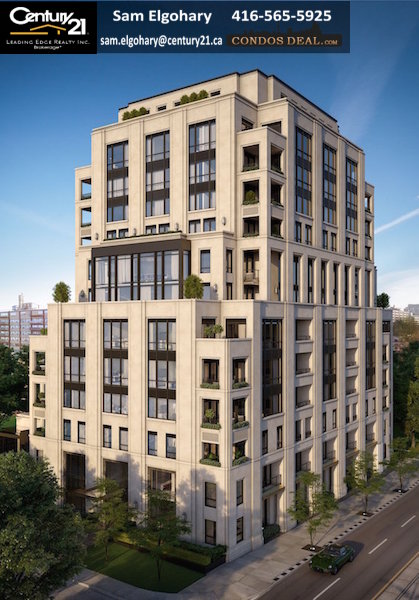 One Forest Hill Condos Rendering
